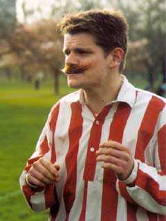 "Sir Tom ""The Tash"" Tommy Thomas"