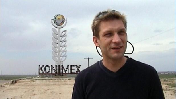 Chris arrives in Kanimech
