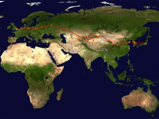 The 2002 route