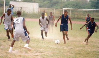 A game of Unified Football in Africa