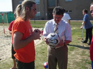 The Ball 2006 at a 24hr marathon