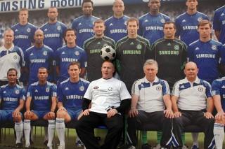Dan arrives at Stamford Bridge to find the reception a bit flat