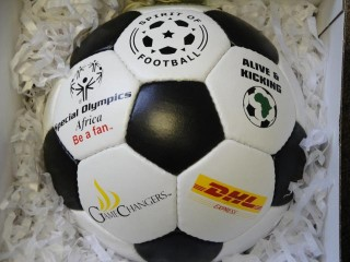"""The Ball 2010 in its """"womb"""""""