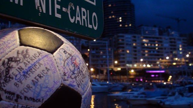 The Ball in Monaco