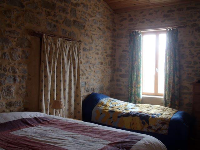 A room at Una's