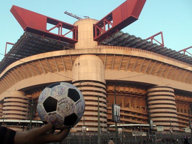 The Ball at the San Siro