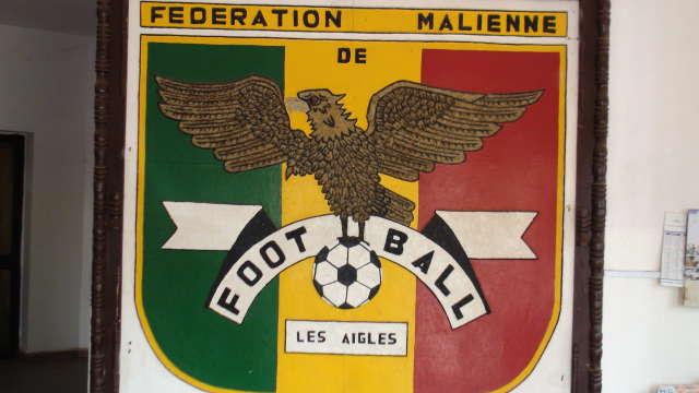 The Malian Football Federation logo