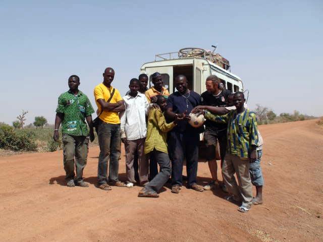 The Bankass bus team