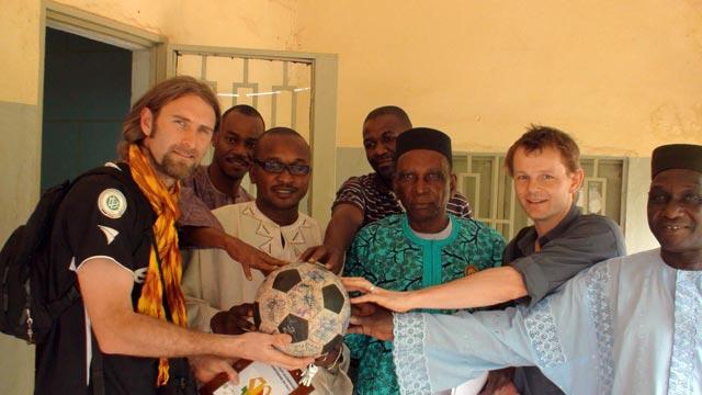 Group photo in Kati