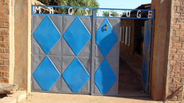 Mac's Refuge in Sevare, Mali