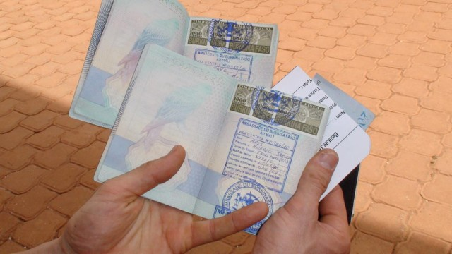 Visa training success