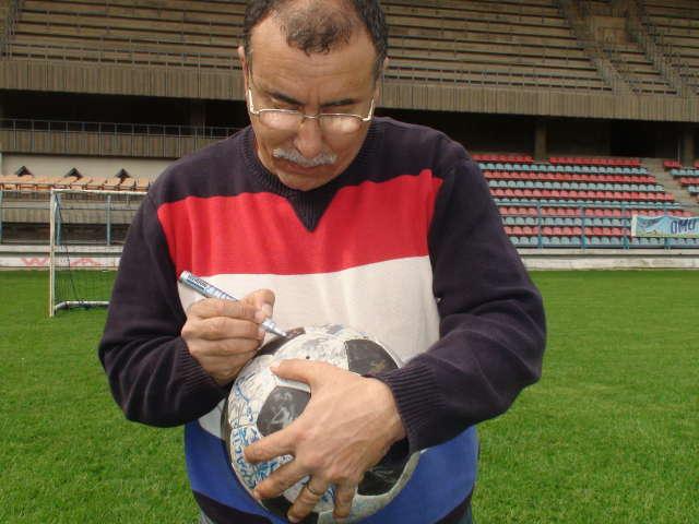 Wydad legend Abdelmajid Shaita