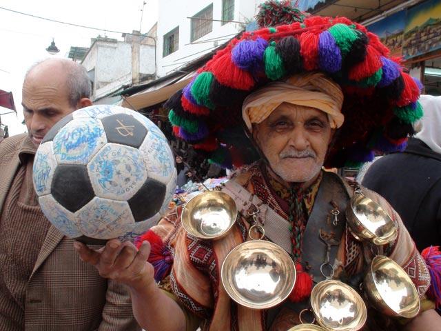The Ball and The Bowlman