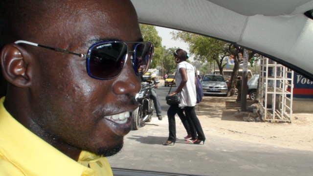 Bashir from DHL Senegal