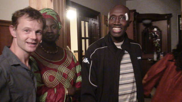 At home with Bashir