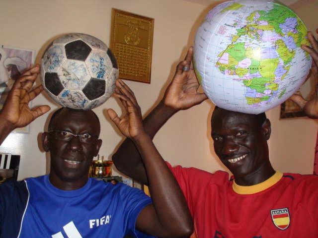 One ball, one world