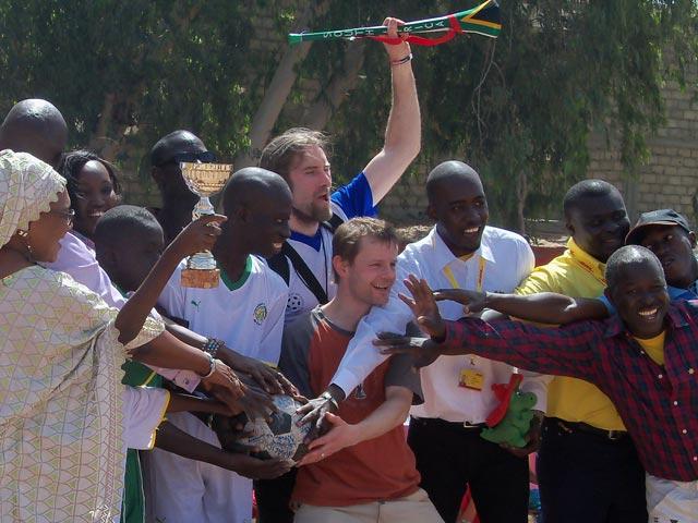 Everyone loves the vuvuzela and The Ball