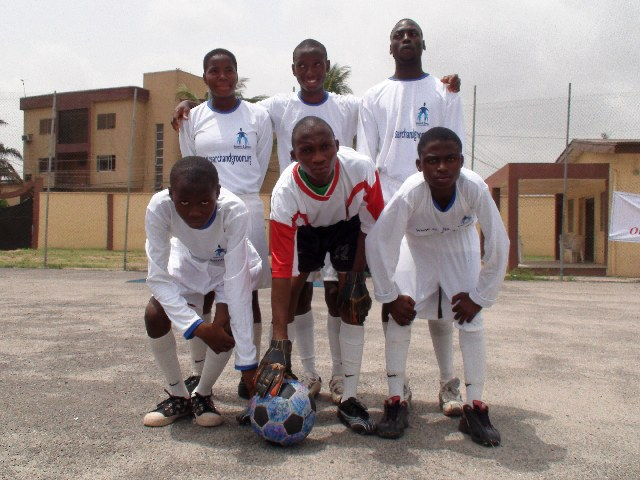 Search and Groom and SO unified football team