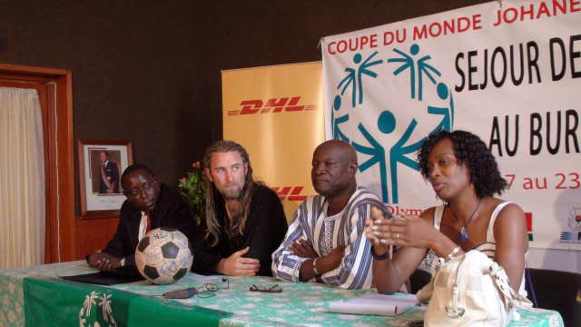 Annick Pikbougoum of SOBF speaks about The Ball
