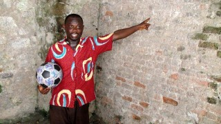 Morgan Mason leads us through Cape Coast Castle