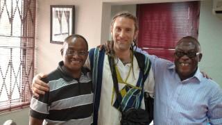 Joe Mutua, Andrew and Samuel Duoda