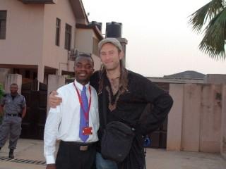 Kweku and Andrew