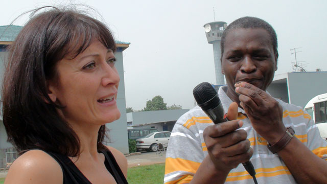 Ancilla Smith of Special Olympics Africa