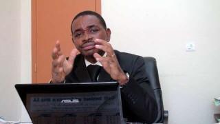 Levi Herve Oyono, the Director of RIFMAS