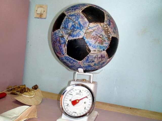 Oversized Ball