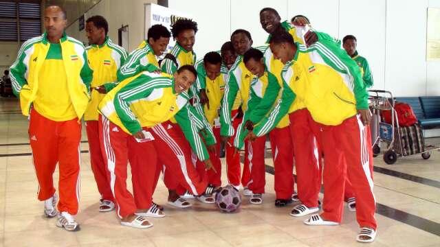 The Ethiopian Under 17 National Team