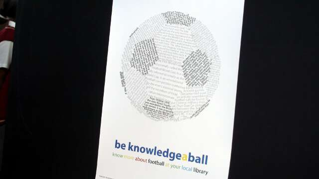 Be knowledge-a-ball
