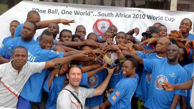 One Ball. One World.