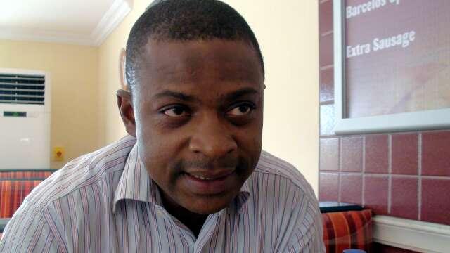 Adeola Oladugba, Special Olympics Nigeria Project Coordinator