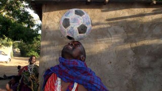 The Maasai way of juggling
