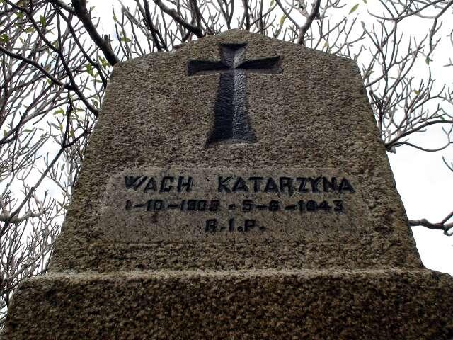 Rest in peace, Katarzyna