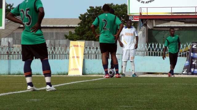 Ngorongoro Stars kick off with The Ball