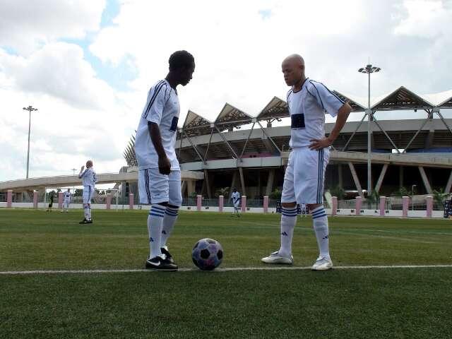 Albino United are ready for kickoff