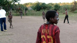 Kaka prepares for World Cup with street football in remote Zambian village