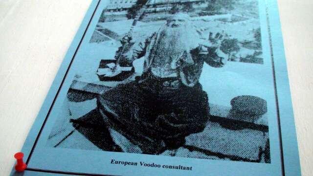 European Voodoo Consultant