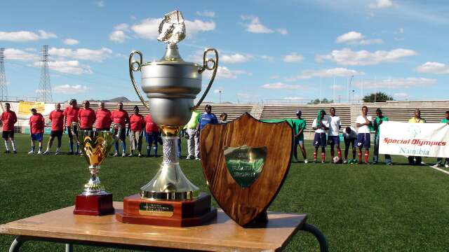 The trophy that diplomats and parliamentarians compete for