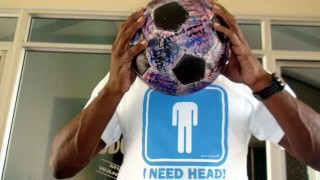 Need head? The Ball gives it