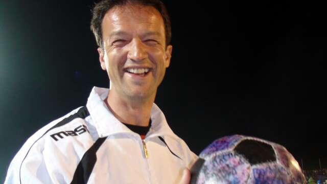 Mario Basler on The Ball
