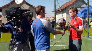FIFA TV interview Phil