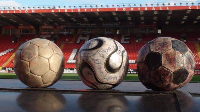 The three balls at Charlton Athletic