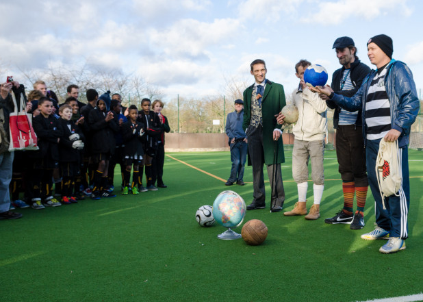 Unveiling The Ball 2014