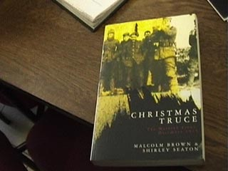 The Christmas Truce by Malcolm Brown & Shirley Seaton