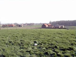 The football field, as far as we call tell