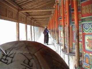The Ball prays for Peace