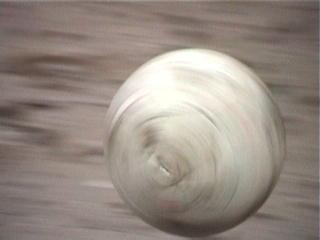 The Ball rolls onwards