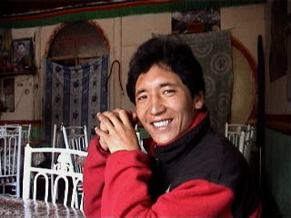Gonpo, our Xiahe manager